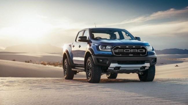 2019 ford ranger raptor photos