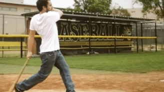 This College Baseball Player's 'Always Sunny' Bio Is Legendary