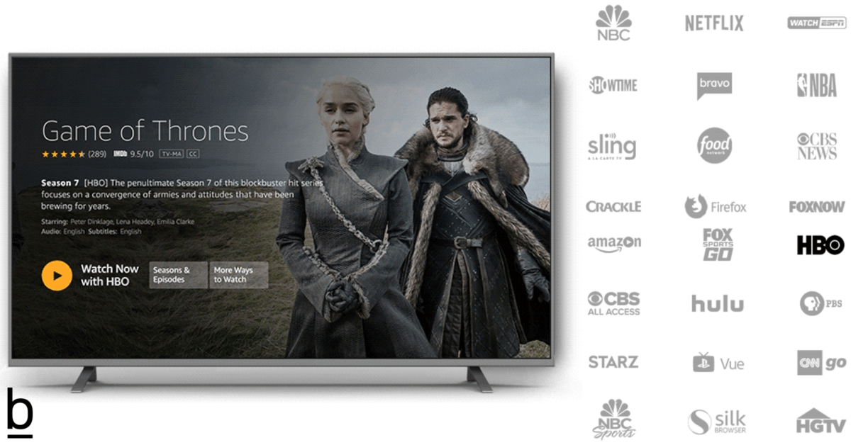 amazon fire tv new