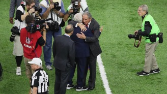 Falcons Owner Arthur Blank Confronted Robert Kraft About The Patriots Savage 283-Diamond Super Bowl Ring