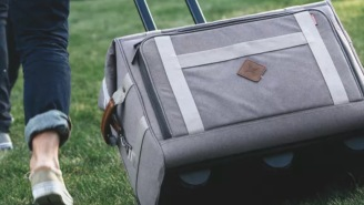Take The Party Anywhere With The Barebones Porter 96 Can Wheeled Cooler