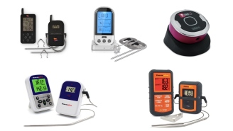 The 10 Best Wireless Meat Thermometers Of 2018