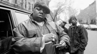 Notorious B.I.G.'s Mugshot Is Selling At Auction For As Much As A Down Payment On A House