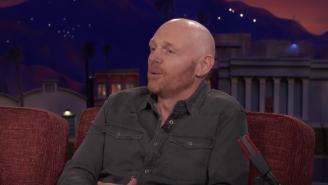 Bill Burr Doesn't Trust Technology Such As Alexa And Online DNA Testing Kits