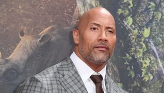 The Rock Accepts His Razzie Award For 'Baywatch' And Admits The Movie Was Trash
