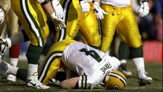 Brett Favre's Chilling Take On The Perils Of Playing Football Doesn't Bode Well For The NFL
