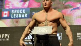 Paul Heyman Explains Huge Advantage Brock Lesnar Would Have In Returning To UFC