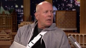 Bruce Willis Will Be The Subject Of The Next Comedy Central Roast, Emceed By Joseph Gordon-Levitt