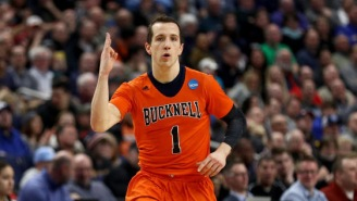 Down By 10, Bucknell Somehow Scored 13 Points In The Final 50 Seconds To Come Back And WIN