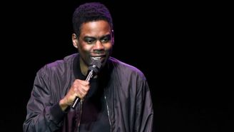 Chris Rock's First Stand-Up Special In A Decade Is Coming To Netflix On Valentine's Day
