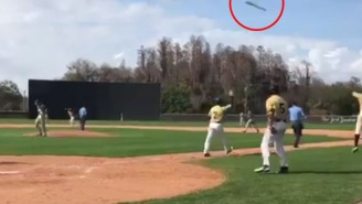 College Baseball Player Sets The Bar For 2018 With Savage Bat Flip After Walk-Off Home Run