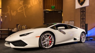 Cryptocurrency Millionaire Buys $200,000 Lamborghini Huracan For Just $115 Thanks To Bitcoin