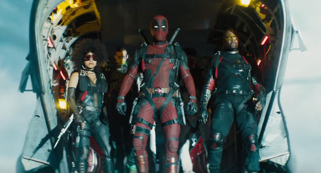 Deadpool Spin-Off Movie X-Force