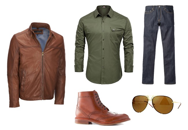 Donnie Brasco Steal This Look