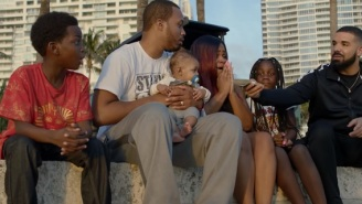 Drake Gave Away Nearly A Million Dollars To Random Miamians In Need In His New Music Video For 'God's Plan'