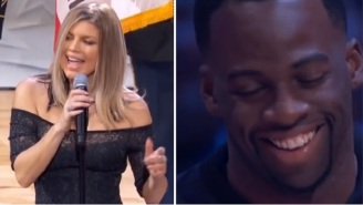 The Warriors Get Petty And Troll Fergie A Day After Her Ex-Husband Called Out Draymond Green