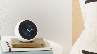 The Amazon Echo Spot Is A Compact Speaker With Everything You Love About Alexa Plus A Screen