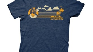 This Big Lebowski 'El Duderino' T-Shirt Will Really Tie Your Outfit Together, Man