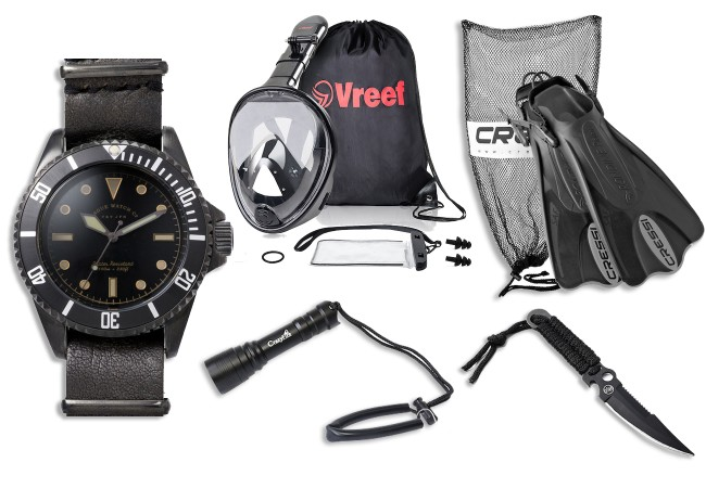 Everyday Carry Dive