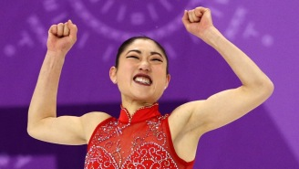 Before Making History With A Triple Axel In The Olympics, Mirai Nagasu Was An Avalanche Ice Girl