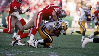 Former 49ers Linebacker Claims He's Suffered 2,500 Concussions During His 12-Year Career