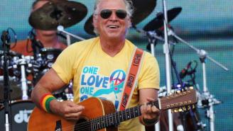 Jimmy Buffett Doesn't Live The Jimmy Buffett Lifestyle, He Watches 'Game Of Thrones' And Vapes