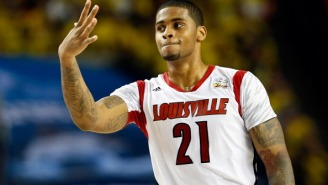 Kevin Ware Has Amazing Response To The NCAA Stripping 2013 Louisville Team Of National Championship