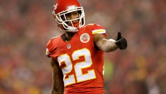 NFL Writer Gets Hilariously Crushed On Twitter After He Insisted Marcus Peters Wasn't Going To Get Traded Last Week