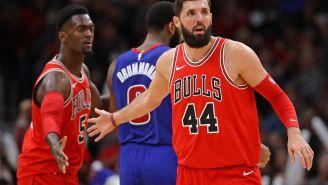 Nikola Mirotic Trolls Former Teammate Bobby Portis After Bulls Loss