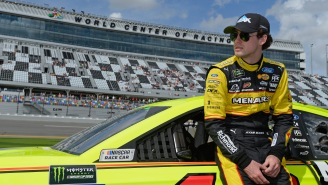 NASCAR Driver Ryan Blaney Is Just As Hyped To See Marvel's 'Black Panther' As You Are