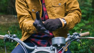 Hestra Leather Gloves Will Last Forever But The 45% Discount Will Not
