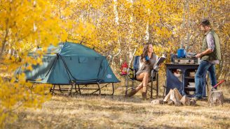 Couples Camping Gear Guide: Four Camping Essentials For Couples