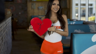 Hooters Will Give You Free Wings On Valentine's Day For Shredding A Picture Of Your Ex