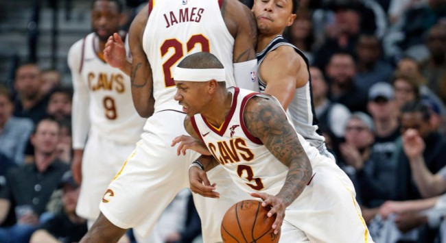 Isaiah Thomas Agent Demands Start Lakers