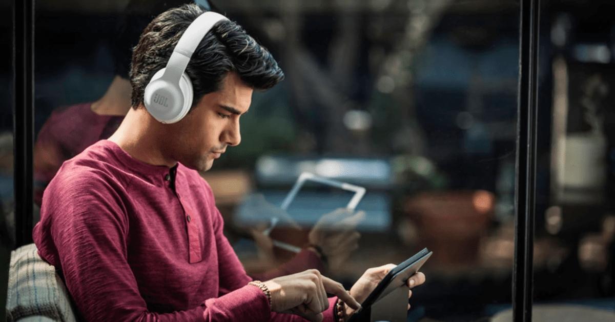 jbl noise cancelling wireless headphones