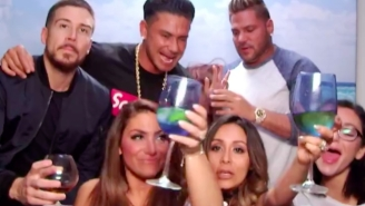 The 'Jersey Shore' Reunion Has A Trailer And GTL Season Is Right Around The Corner