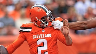 Johnny Manziel Is Finally Returning To Football, Signs With 'Spring League'