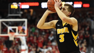 Jordan Bohannon Intentionally Missed A Free Throw To Honor An Iowa Legend