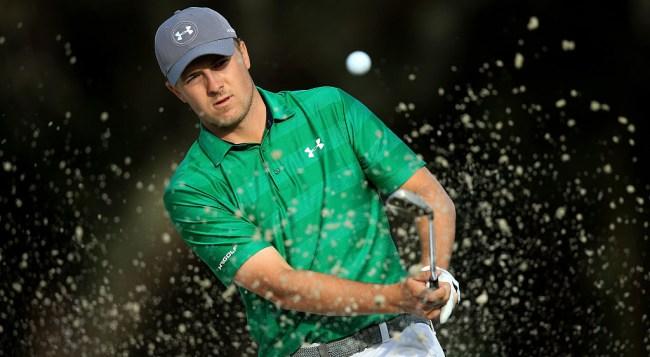 Jordan Spieth Talks Betting Booze Golf