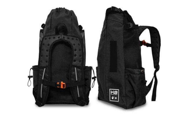 k9 sports sack black