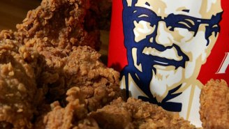 A Bunch Of People Called The Police Because KFC Stores In Britain Ran Out Of Chicken
