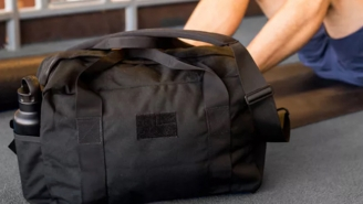 Save 10% On The Gym Bag That Passed 'Excessive Military Testing' With Ease