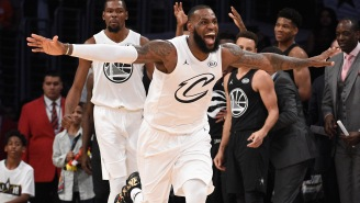LeBron James Reveals The Order In Which He Drafted His All-Star Team Starters