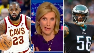 Eagles' Chris Long Drops The Mic On Fox News' Laura Ingraham After She Told LeBron To Shut Up About Politics