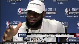 LeBron James Responds To Fox News Host Laura Ingraham After She Criticized Him For Talking About Social Issues