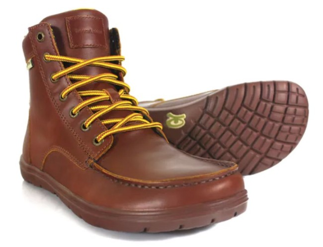 Leather Boulder Boot
