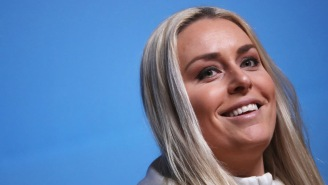 Lindsey Vonn Tweets She's Looking For A Valentine, Thirsty Guys The World Over Shoot Their Shot