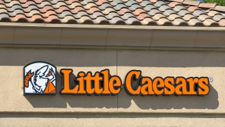 Couple Finds Mouse Poop Baked Into The Crust Of Their Little Caesars Pizza