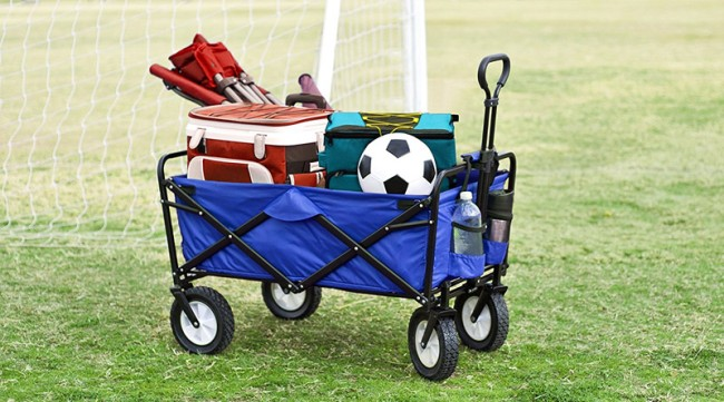 Mac Sports Collapsible Utility Wagon Review