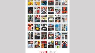 This Awesome Poster Easily Explains The Origin Story Of Every Important Marvel Hero Ever